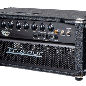 Traynor YBA200-2 200 Watt TUBE Bass Amplifier