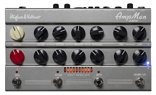 Hughes & Kettner AMPMAN CLASSIC Floor Amp! NOW shipping! Order yours now to be one of the first to receive!
