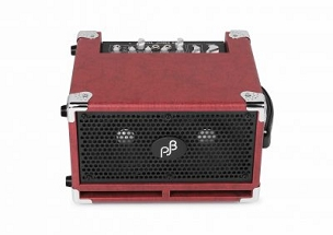 Bass Club PRO Portable Combo Bass amplifier! New Release From Phil Jones Bass, 120 watts with internal speaker, 240 watts with external speaker