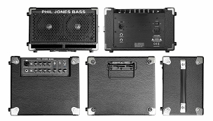 Phil Jones Bass Cub II 110 Watts