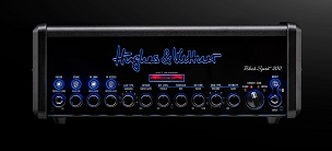 hughes & Kettner BLACK SPIRIT 200, LIKE NO AMP BEFORE. Guitar Amp