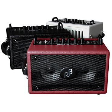 Phil Jones Bass Double Four Miniature Professional Portable Bass Amp BG-75, Two 4