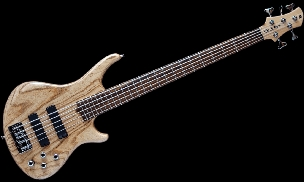 Roscoe Standard Made-In-USA Custom Bass Guitar 5-string. Pre-Order Shipping ETA July 2021